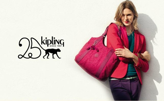 kipling bolsas femininas