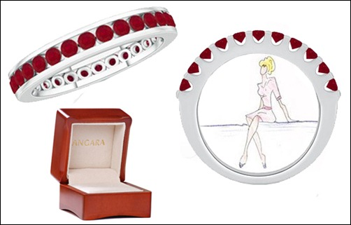 Red Ruby Bands