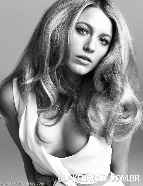 Blake Lively linda sensual Serena van der Woodsen sexy desbaratinando  (31)