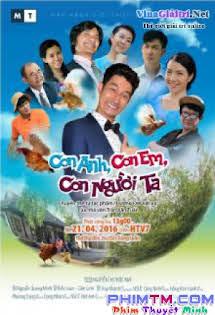 Con Anh Con Em Con Người Ta - Phim Việt Nam Tập 32 33 Cuối