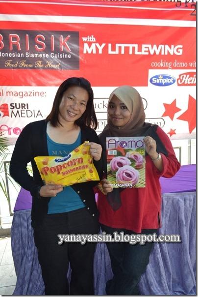 Restoran Brisik124Buffet Ramadhan Murah