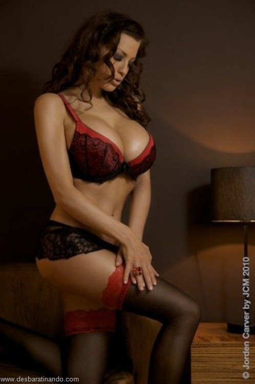 jordan carver linda sexy sensual peitos tits big tits desbaratinando (88)