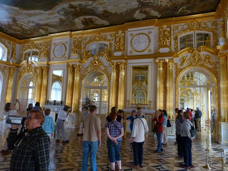 Circuit Rusia: Interior Palat Tsarskoe Selo