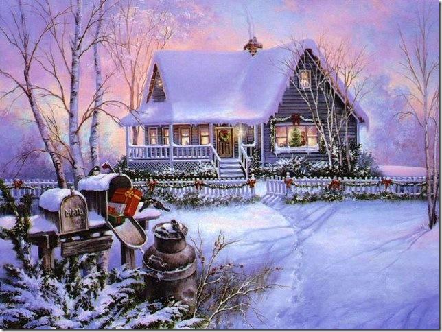 Rural-Christmas-Scene