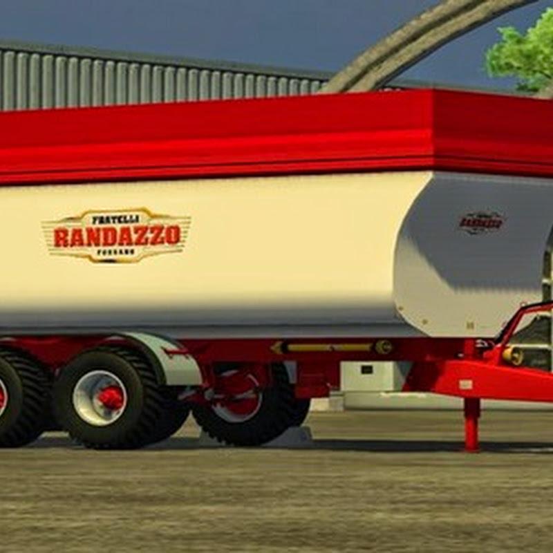 Farming simulator 2013 - Randazzo tandem TP60 v 1.1. MR