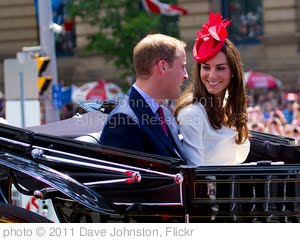'Will & Kate Canada Day 2011' photo (c) 2011, Dave Johnston - license: http://creativecommons.org/licenses/by-nd/2.0/
