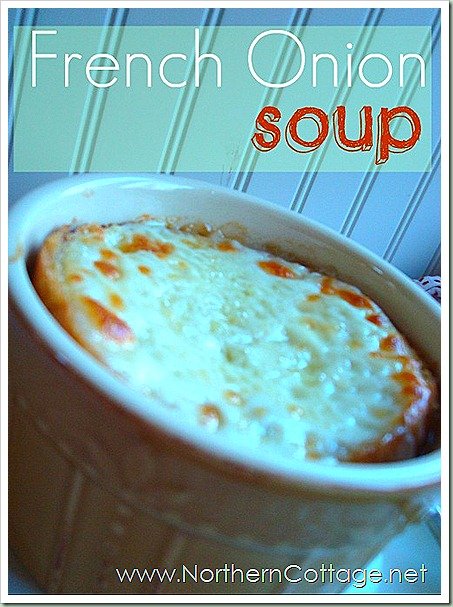 northern cottage french onion soup recipe