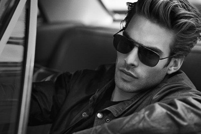 Jon Kortajarena by Peter Lindbergh for David Yurman Eyewear F/W 2011
