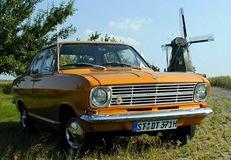 Opel Kadett B 4 p 1965