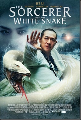 Watch The Sorcerer and the White Snake (2011) Online