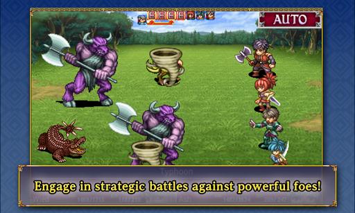 RPG Alphadia - screenshot