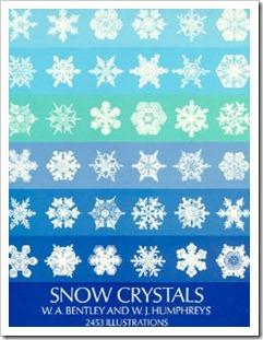 snowflake snow crystals