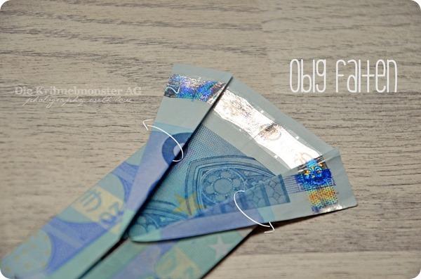 DIY Geld falten - Mein letztes Hemd (5)