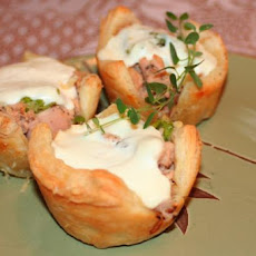 Tuna Puff Pies