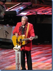 9676 Nashville, Tennessee - Grand Ole Opry radio show - Jim Ed Brown