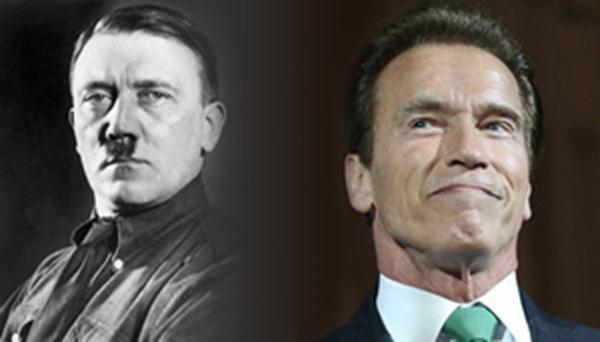 Schwarzenegger-e-hitler