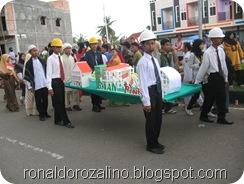 SMAN Pintar Ikut Karnaval di Kecamatan Kuantan Tengah Tahun 2012 20