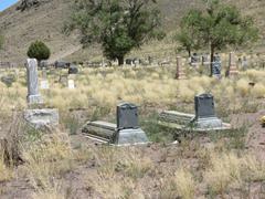 Old Manassa Cemetery