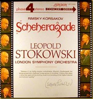 Sheherazade Stokowski LSO