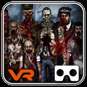 Game Dead Zombies Shootout VR APK for Kindle