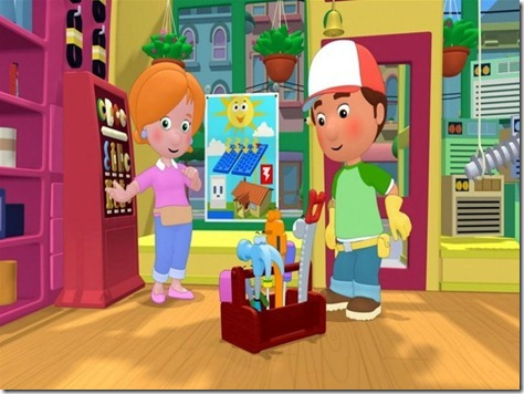 Wallpaper Handy Manny (6)