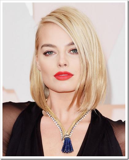 Looks beauty premios Oscar 2015 01 Margot Robbie