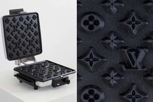 Aparelho-Fazer-Waffle-Louis-Vuitton