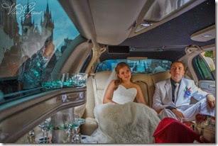 Фотографии со свадьбы в Праге - Старый город
