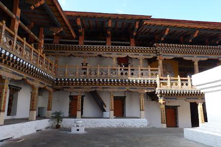Castele Bhutan: Punakha dzong