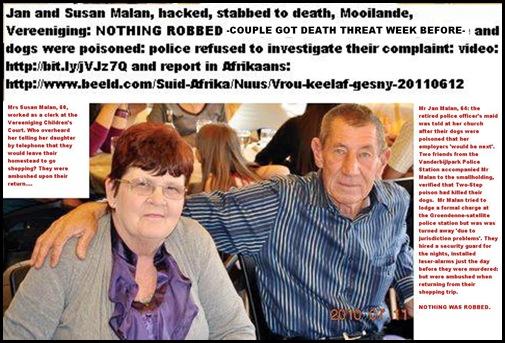 Malan_Jan_64_Susan_60_murderedMooilandeAHVereenigingDeathThreatJune112011