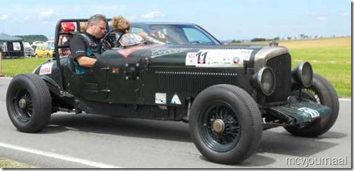 Dacia als safety car Classic Grandprix Schleiz  06