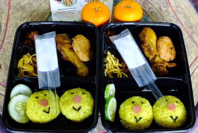 nasi bento model 8 spesialis kue ulang tahun jogja