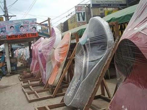 Tsinelas Festival Liliw Laguna Apr 26