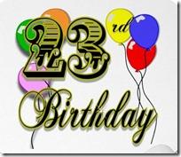 feliz 23 cumpleaños buscoimagenes com (3)