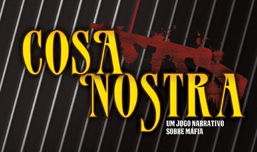 Capa Cosa Nostra playtest rpg