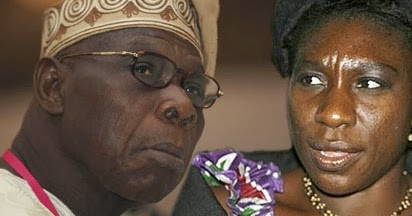 Iyabo Obasanjo writes father, says: 'Dear Daddy, you don't own Nigeria