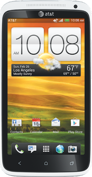 HTC One X for AT&T