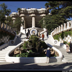 52.- Gaudí. Parque Güell