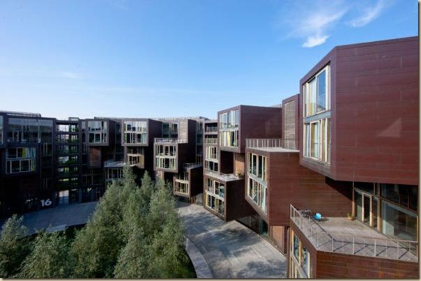 Résidence Tietgen au Danemark (2)
