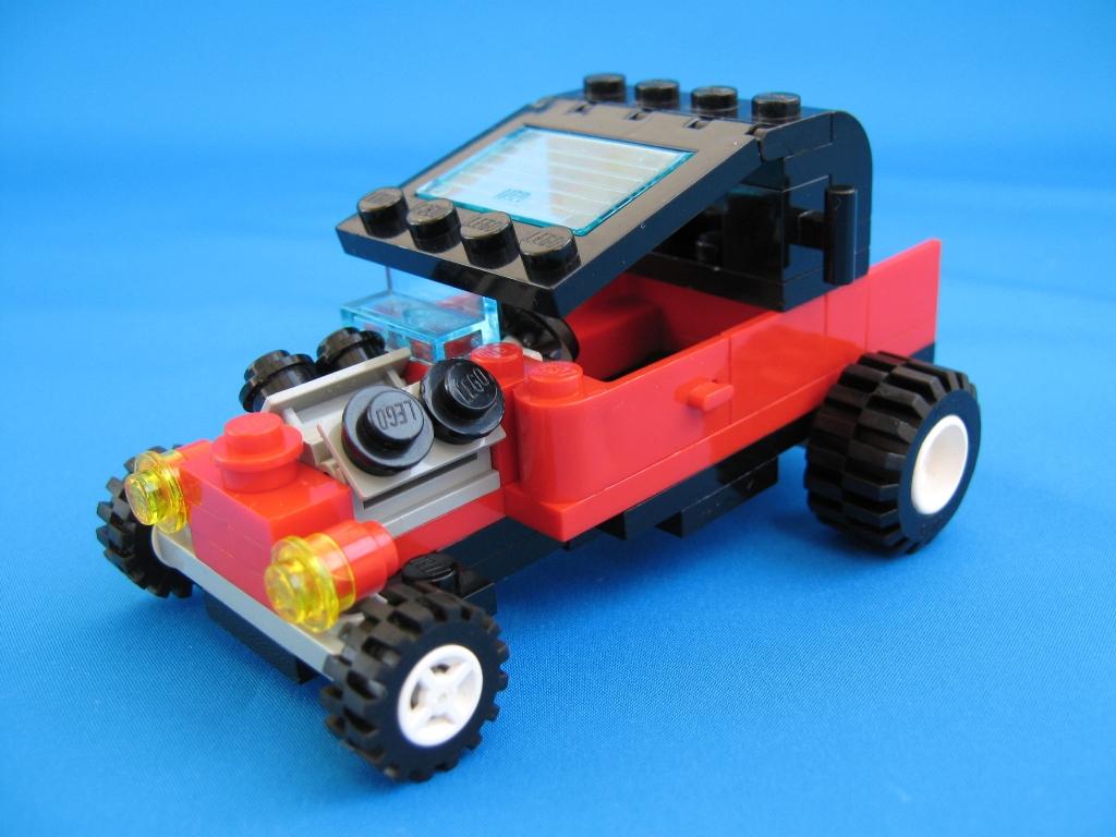 Ποιό είναι το παλιότερο Lego Set που έχετε? 6538-2