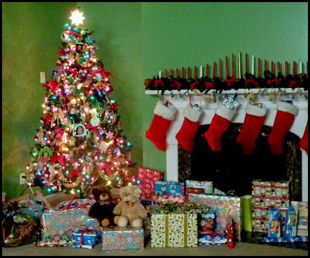 5b - Christmas Morning