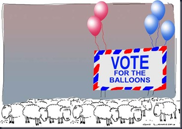 SHEEPballoon democracy600