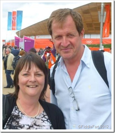 Alistair Campbell - what a sweetie