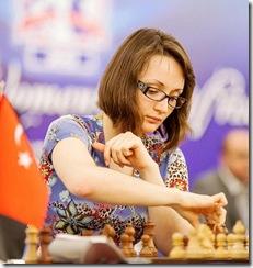 Kateryna Lahno 5 in Kazan - Ukraine
