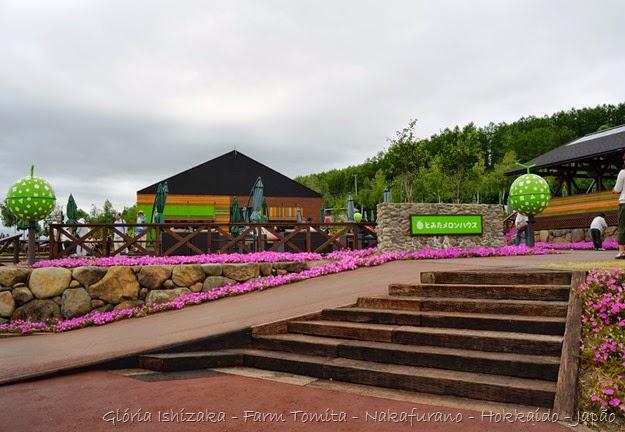 Glória Ishizaka - Farm Tomita 3