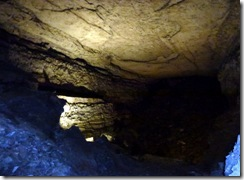 Inside Mammoth Cave