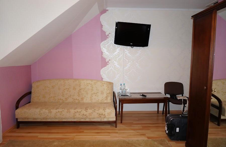 2-местный номер в отеле Dworek Helena