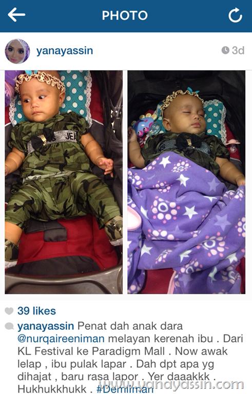 Baju Askar Baby