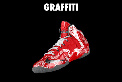 nike lebron 11 id graffiti 4 05 NIKEiD LeBron XI Graffiti in 7 Different Ways