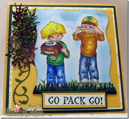 Go Pack Go 2012